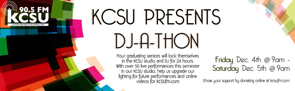 KCSU-DJ-a-Thon