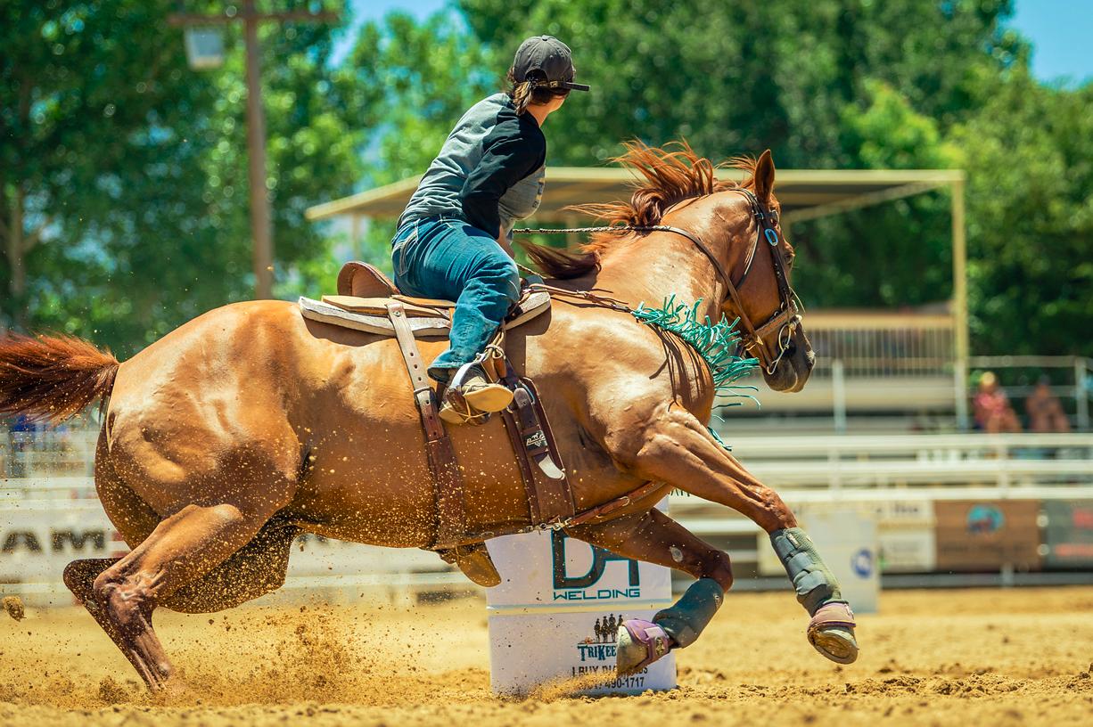 csu rodeo club barrel racing