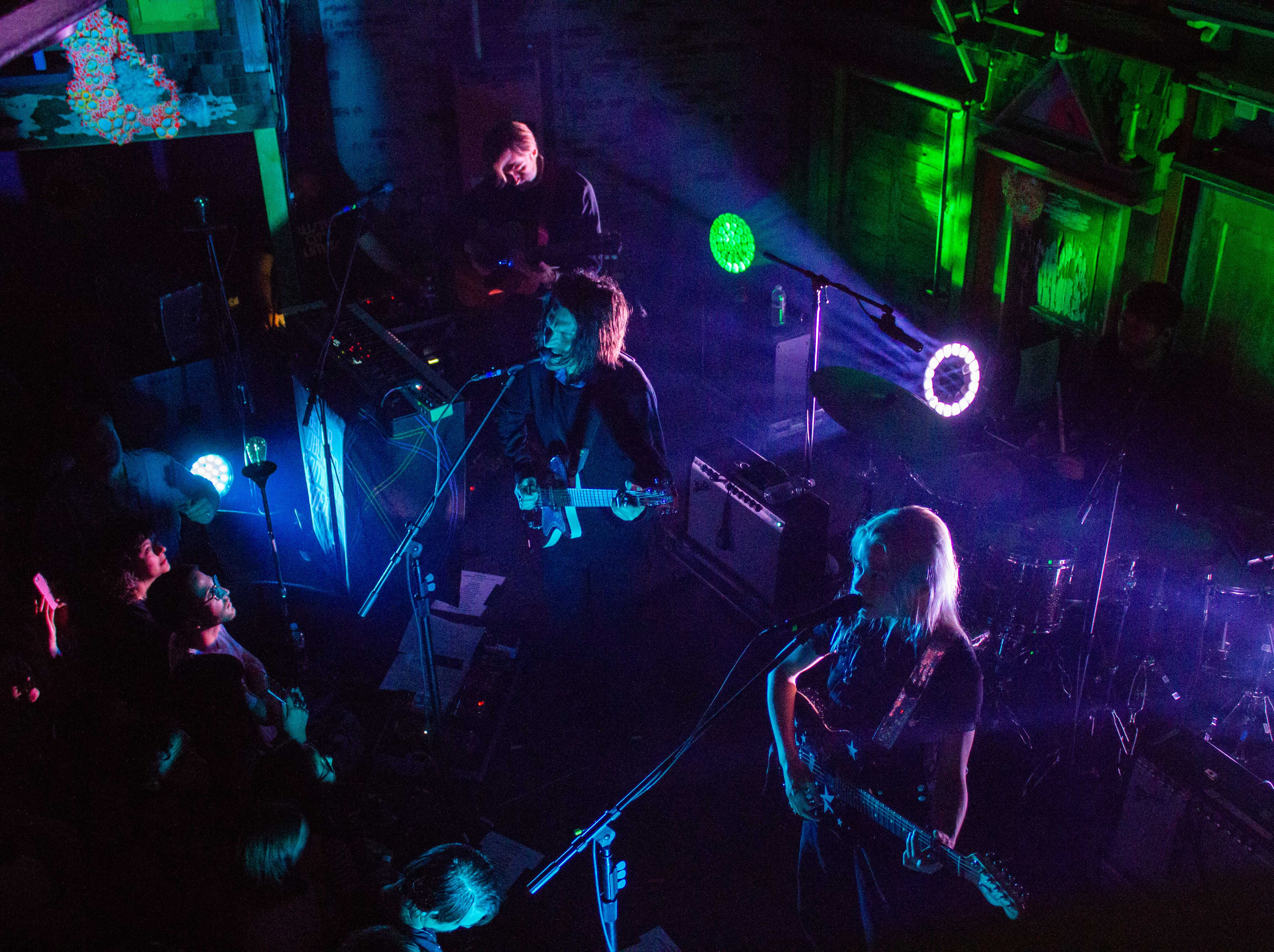 Better Oblivion Community Center at Meow Wolf