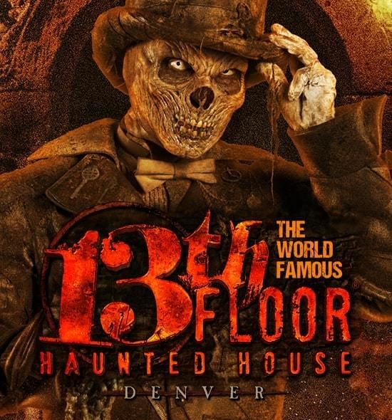RMR Interview: 13th Floor Haunted House